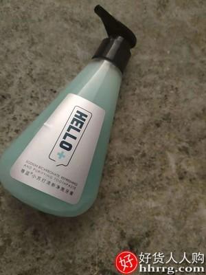 interlace,1# - 尊蓝小苏打牙膏,男士专用口气清新洁白牙齿口腔清洁按压式