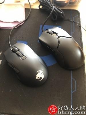 interlace,1# - 冰豹ROCCAT电竞有线游戏DC鼠标,小手洞洞鼠66豹艾摩大师电脑吃鸡LOL女生专用