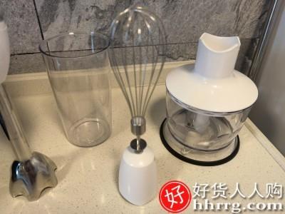interlace,1# - 博朗5025料理棒,小型婴儿多功能辅食搅拌机手持研磨绞肉料理机
