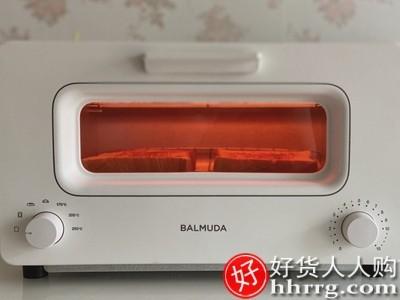 interlace,1# - BALMUDA巴慕达蒸汽烤箱,家用小型迷你日本复古智能烤面包箱