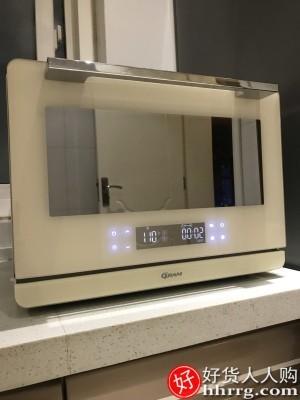 interlace,1# - GRAM T30蒸烤箱一体机,家用台式智能控温多功能烘焙空气炸蒸汽烘烤