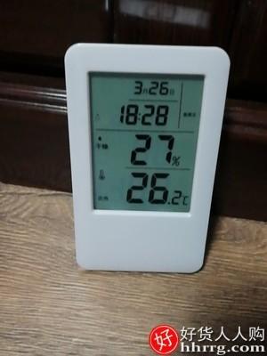 interlace,1# - 科舰MC501电子温度计,家用室内高精度温湿度计室温计精准温度表