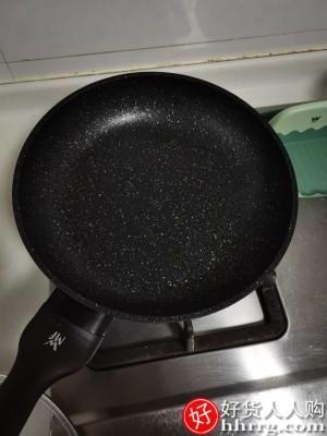 interlace,1# - 德国WMF平底锅不粘锅,麦饭石牛排煎锅煎蛋烙饼燃气灶适用