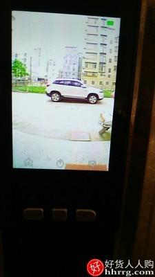 interlace,1# - 黑帆指纹锁带摄像头监控猫眼电子锁,家用防盗门全自动智能锁密码锁