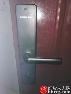 interlace,1# - 360智汇云MIDI系列指纹锁,家用防盗门电子密码门锁全自动智能锁