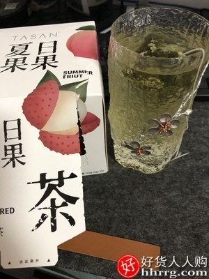 interlace,1# - 让茶&他山集蜜桃白桃乌龙果粒茶,養生花果组合茶叶少女蜜桃乌龙茶