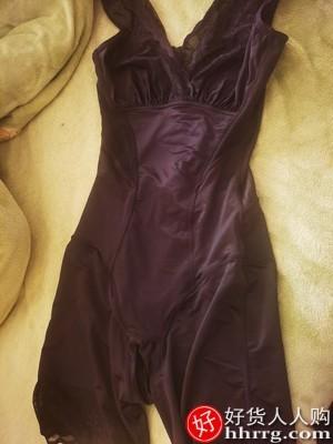 interlace,1# - 城市足迹连体塑身衣,产后收腹束腰束身瘦身大码档提臀脂美体内衣