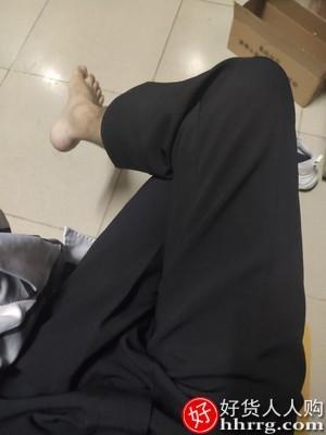 interlace,1# - 洁思羽男韩版直筒宽松阔腿裤,修身百搭休闲裤西装裤男