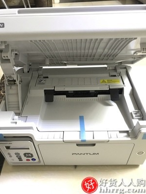 interlace,1# - 奔图m6202nw黑白激光打印机,复印扫描一体机可连手机无线wifi三合一