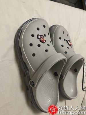 interlace,1# - 度兰德凉拖鞋洞洞鞋,防滑软底包头男女沙滩鞋室外拖鞋