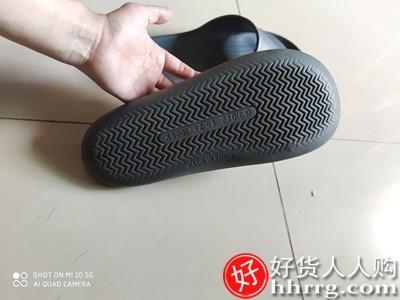 interlace,1# - 朴西浴室拖鞋,夏天室内防滑洗澡家居防臭居家凉拖鞋