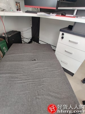 interlace,1# - 瑞仕达办公室午休折叠床,单人四折家用简易硬板医院陪护床睡觉午睡床