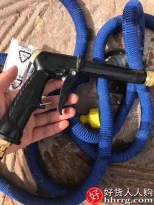 interlace,1# - 虎骑士高压洗车水枪,家用伸缩水管软管自来水泵喷头冲汽车工具套装