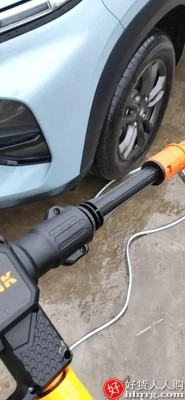 interlace,1# - 陆路行无线洗车机,车用家用便携充电式高压水枪大功率锂电池水泵清洗神器