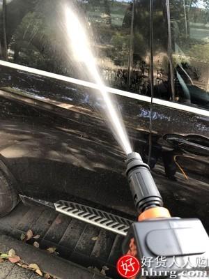 interlace,1# - Meiroo无线锂电洗车机,家用充电电动便携式车载增压水泵高压水枪
