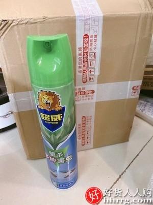 interlace,1# - 超威杀虫喷雾剂,家用室内灭蚊子蚂蚁苍蝇臭虫蟑螂药气雾非无毒