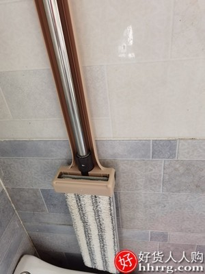 interlace,1# - 好媳妇拖把免手洗懒人平板拖把,家用木地板一拖拖布墩布净地拖