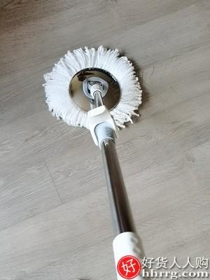 interlace,1# - 洁仕宝旋转拖把,免手洗家用地拖地神器一拖墩布净自动甩干拖布桶