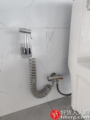 interlace,1# - 新居滨马桶喷枪高压喷头,家用冲洗卫生间水龙头厕所增压水枪妇洗神器