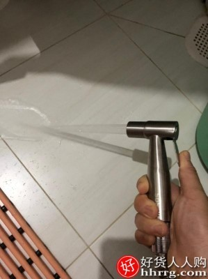 interlace,1# - 起点如日马桶喷枪水龙头妇洗器,厕所喷头卫生间水枪伴侣冲洗器家用高压增压
