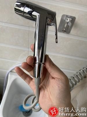 interlace,1# - 陶市马桶喷枪伴侣增压水龙头,卫生间妇洗器高压喷头厕所清洗冲洗器