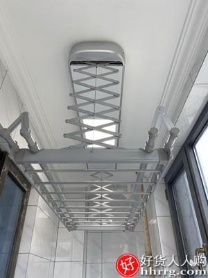 interlace,1# - 施耐德升降电动晾衣架,阳台智能家用遥控自动烘干晒衣架室内凉衣架