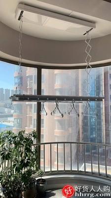 interlace,1# - 卡瑞琪电动晾衣架,智能烘干遥控升降阳台晒衣架家用自动晾衣杆机