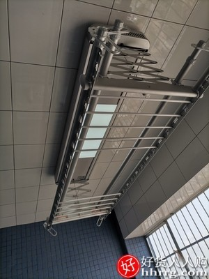 interlace,1# - 欧兰特智能遥控升降电动晾衣架,家用阳台自动烘干晒衣杆伸缩晾衣机