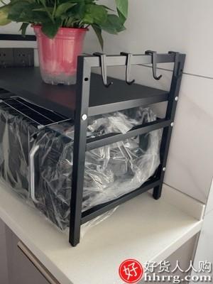 interlace,1# - 达派屋不锈钢厨房置物架,调味品家用台面架子调料架桌面多功能刀架收纳架