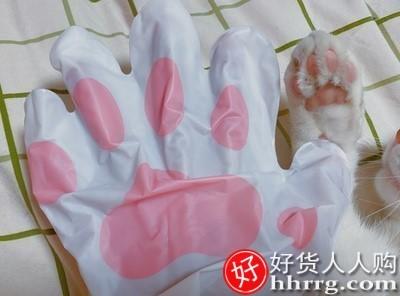 interlace,1# - 半亩花田猫爪手膜,细嫩双手细纹保湿补水女手套手部护理去死皮脚膜