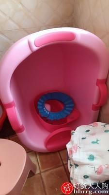 interlace,1# - 贝喜儿童泡澡桶游泳桶洗澡沐浴桶,小孩子可坐家用加厚大号浴盆