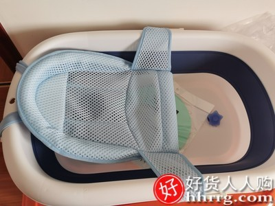 interlace,1# - 婴儿洗澡盆可折叠浴盆,小孩幼儿家用坐躺大号浴桶