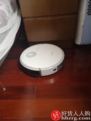 interlace,1# - 美的扫地机器人,家用全自动吸尘器扫地拖地三合一体机I5
