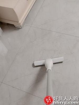 interlace,1# - 宝家洁海绵拖把,免手洗家用吸水胶棉头懒人挤水一拖