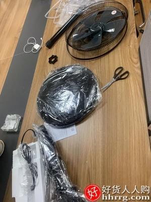 interlace,1# - 艾美特立式电风扇落地扇,家用台式摇头台扇大风力电扇