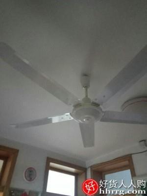 interlace,1# - 钻石牌吊扇大风力4856寸,家用客厅铁叶吊式电风扇