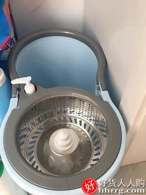 interlace,1# - 佰宁拖把桶旋转拖把,通用免手洗地拖把家用一拖懒人拖地墩布桶拖布净
