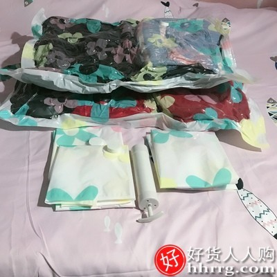 interlace,1# - 抽真空压缩袋大号加厚,收纳袋整理袋棉被被子衣物家用衣服袋子