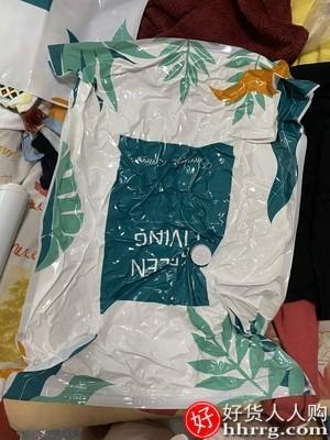 interlace,1# - 昂图真空压缩收纳袋,抽气家用羽绒服衣物行李箱专用袋子