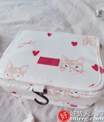 interlace,1# - 旅行收纳包套装,行李收纳袋箱衣服内衣整理袋子旅游便携分装包