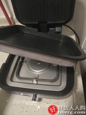 interlace,1# - 英国摩飞电饼铛MR8600,家用双面加热全自动烙饼锅加深加大迷小型煎饼机