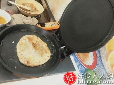 interlace,1# - 舒铂康电饼铛,家用双面加热烙饼锅蛋糕煎烤机煎饼锅薄饼机