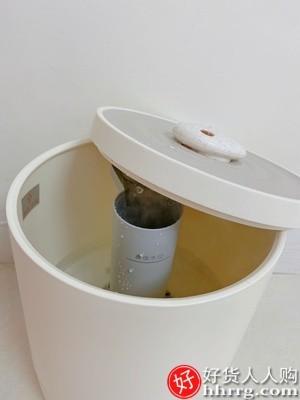 interlace,1# - 小熊加湿器,家用静音净化空气小型香薰大雾量喷雾器