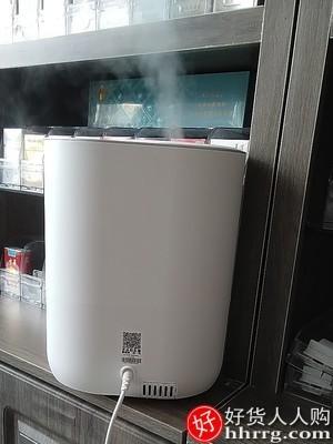 interlace,1# - 格力家用静音大雾量加湿器,卧室恒温孕妇办公室小型净化空气香薰