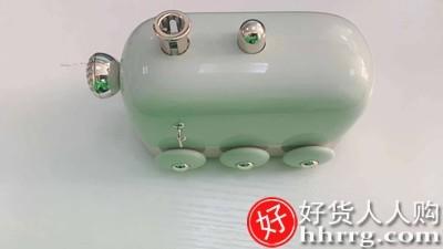 interlace,1# - VOIA创意小火车加湿器,小型迷你便携脸部补水仪非香薰加湿器大喷雾
