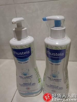 interlace,1# - Mustela妙思乐官方儿童洗发沐浴二合一,婴儿洗护宝宝洗发水沐浴露
