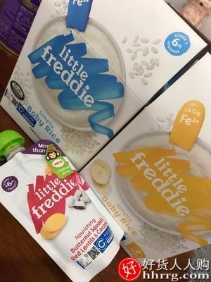 interlace,1# - 小皮欧洲原装进口高铁大米粉,宝宝辅食婴儿原味第1段营养米糊