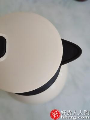 interlace,1# - 某天保温壶家用保温水壶,大容量便携热水瓶壶保温瓶开水瓶小型暖壶