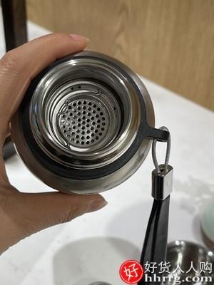 interlace,1# - 南极人316不锈钢保温杯,大容量泡茶杯1000ml水壶便携大号水杯子