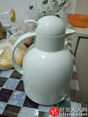 interlace,1# - 物生物北欧保温壶,家用热水壶暖水壶开水大容量便携暖水瓶
